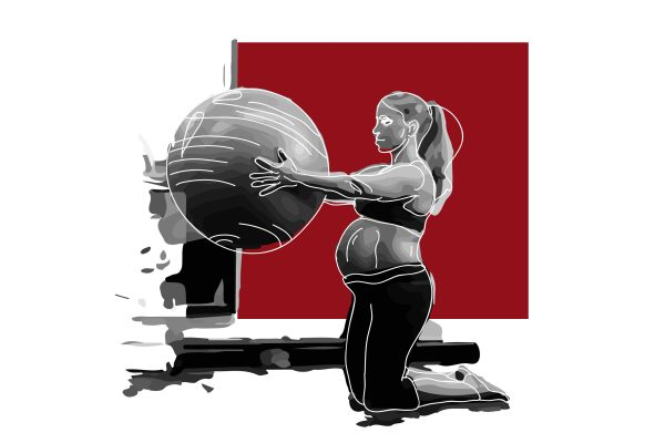 Exercises for Pregnant Women (Gym Edition)